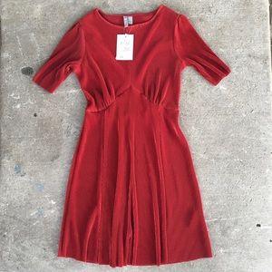 🆕 Listing!  ASOS | Pleated Dress